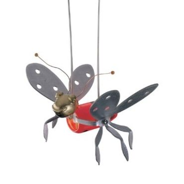 Kable Lite Bug Ladybug Functional Art
