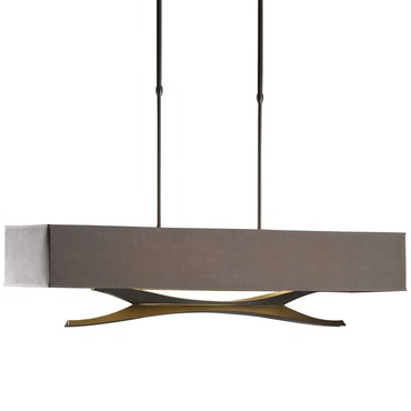 Moreau Pendant by Hubbardton Forge | 137655-07-591