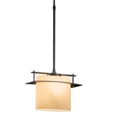 Arc Ellipse Pendant by Hubbardton Forge | 18825-102-07ZX194