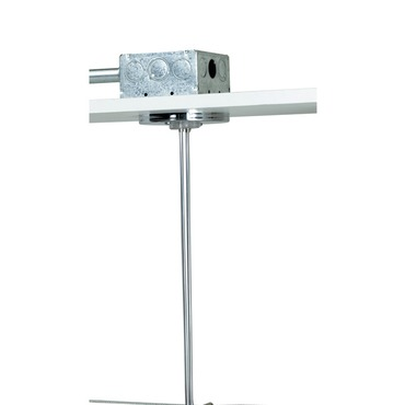 Kable Lite 4 Inch Single Feed Round Canopy by Tech Lighting | 700KP4C24C