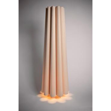Sofia Floor Lamp by WEP Light | SO120-ASH