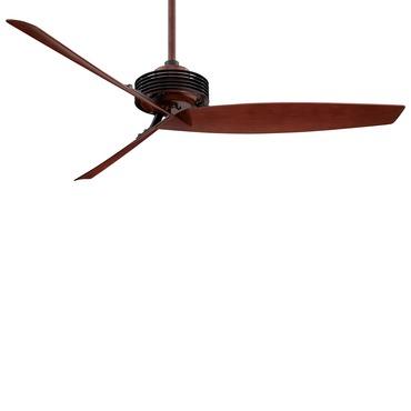 Gilera Ceiling Fan by Minka Aire | F733-BK/RW