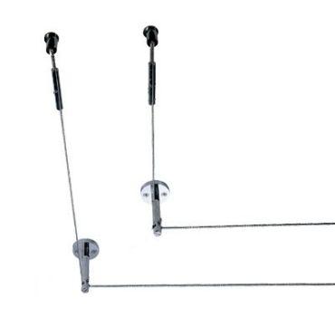 Kable Lite Rigid Post Standoff