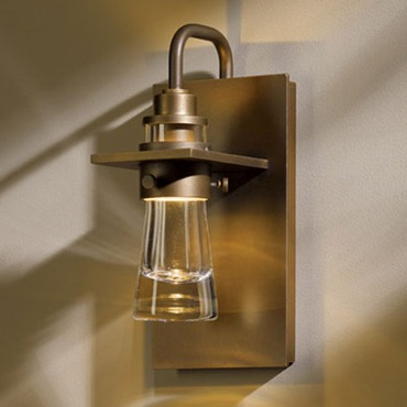 Erlenmeyer Small Outdoor Wall Sconce