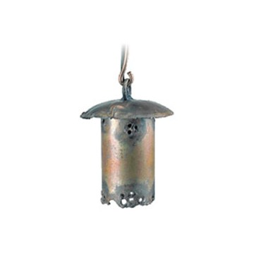 GAHL1 Small Copper Downlyte Pendant