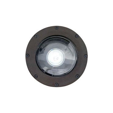 IL116 Inground Uplight with Trim Ring 7W 24 Deg  by Hadco | IL116-HLED7NFW