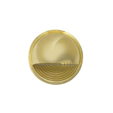 DCL1 Halogen Brass Wall Mount Decklyte by Hadco | DCL1-N