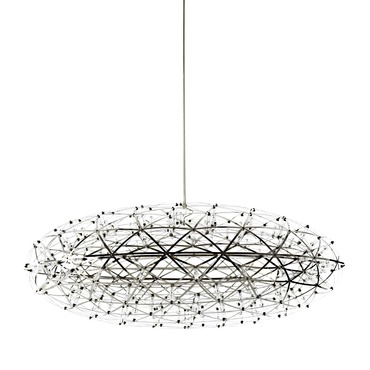 Raimond Zafu Dimmable LED Suspension by Moooi | ULMOLLEDZ75A