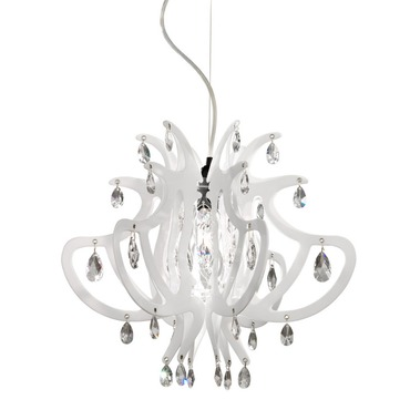 Lillibet Mini Suspension by Slamp | LIL14SOS0001WT000