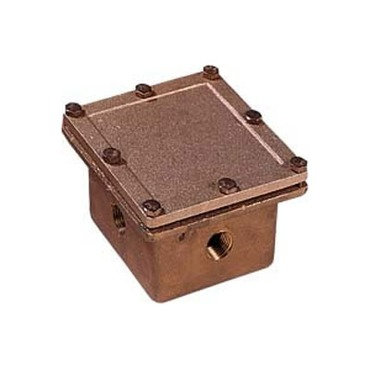 JBH2 4-Light Junction Box