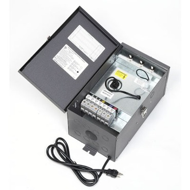 900 Watt 12-15 Volt Multitap Outdoor Transformer by Hadco   TC954-15