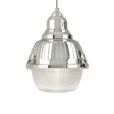 Freejack Mini Clybourn Prismatic Glass Pendant by Tech Lighting | 600FJMCLYBCS