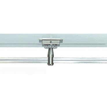 Monorail 2 Inch Square Canopy Single Feed
