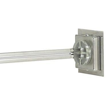 Monorail 2 Inch Square Direct End Power Feed by Tech Lighting | 700MOP2CDC