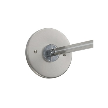 Monorail 4 Inch Round Direct End Power Feed by Tech Lighting | 700mop4cds