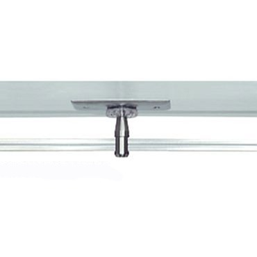 Monorail Rectangular Power Feed Canopy Single Feed by Tech Lighting | 700MOPRC02C