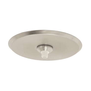 Fast Jack LED 2 Inch Round Flat Canopy by PureEdge Lighting | FJP-2RD-LED-SN