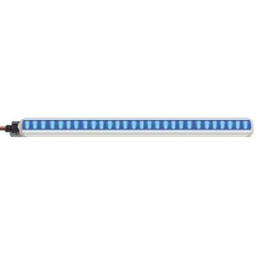 Micro Grazer Light Channel 2.6W 24V RGB Wet by PureEdge Lighting | LCMG-24V-4IN-RGB-SA-W