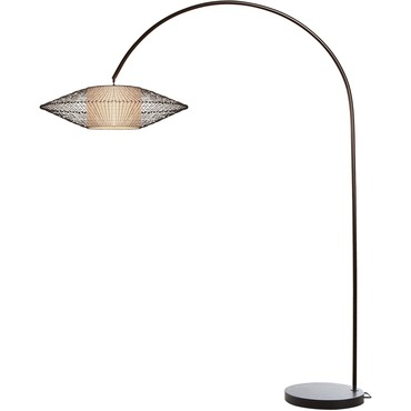 Kai Arc Floor Lamp by Hive | LAKI-2878