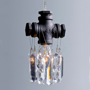 Tribeca Single Bulb Pendant
