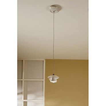 Coffee Pendant by Lightology Collection | LC-coffee-12/so-WH