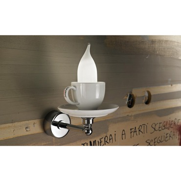 Coffee Wall Sconce