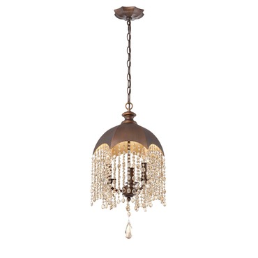 Ombrello 3 Light Pendant by Eurofase | 25652-017