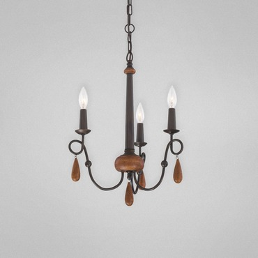 Corso Round Chandelier by Eurofase | 25590-012