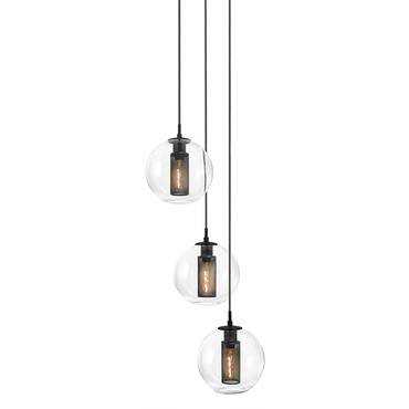 Tribeca 3-Light Pendant by SONNEMAN - A Way of Light | 4934.97