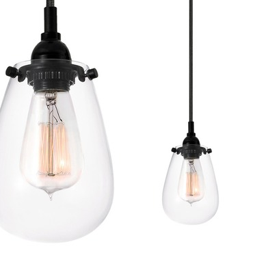 Chelsea Mini Pendant by SONNEMAN - A Way of Light | 4291.25