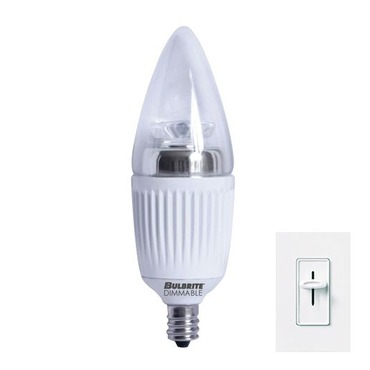 B11 Candelabra Base 5W 120V 2700K by Bulbrite | 770406