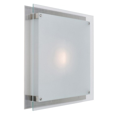 Vision Flush Wall or Ceiling Mount