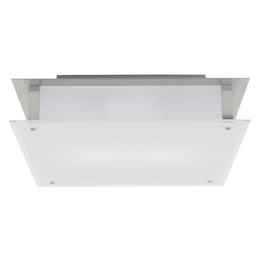Vision Square Flush Mount Ceiling Lamp