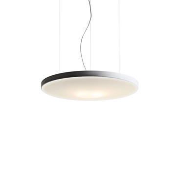 Petale Circle Pendant by Luceplan USA | LC-1D710C000002+OPTIC