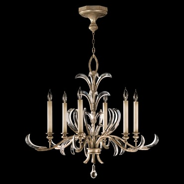 Beveled Arcs 37 Chandelier