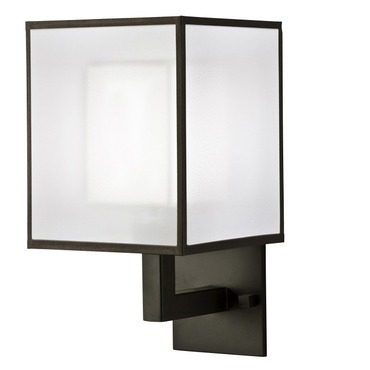 Black and White Story 331150 Wall Sconce
