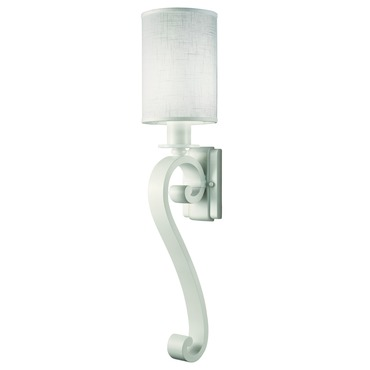 Black and White Story 420550 Wall Sconce