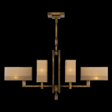 Perspectives 734040 Chandelier by Fine Art Lamps | 734040