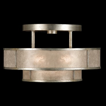 Singapore Moderne Semi Flush Mount