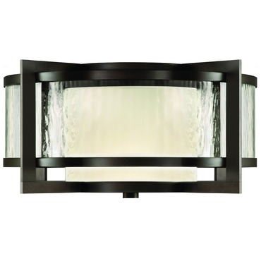 Singapore Moderne Outdoor Flush Mount