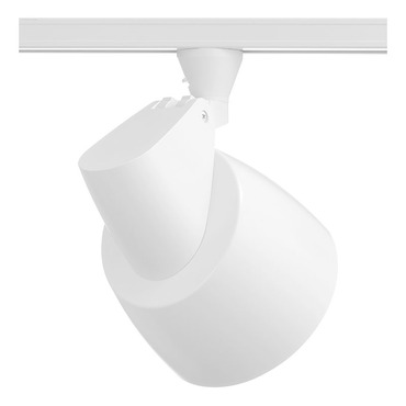 T858 Trac-Master Facet Line Voltage PAR38 Lamp Holder by Juno Lighting | T858WH