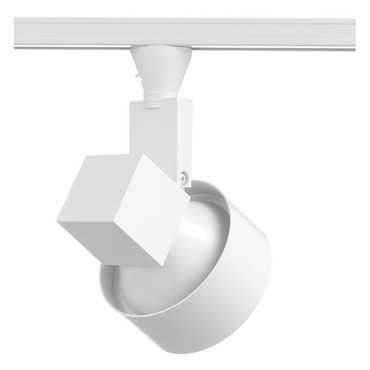 T893 PAR30 Cubix Track Fixture 120V by Juno Lighting | T893WH