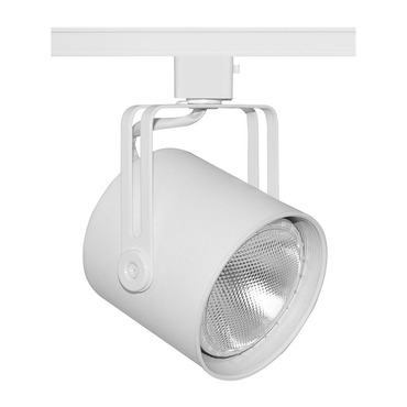 T425 Mini PAR30 Flat Back Trac Master Lamp Holder by Juno Lighting | T425W-WH