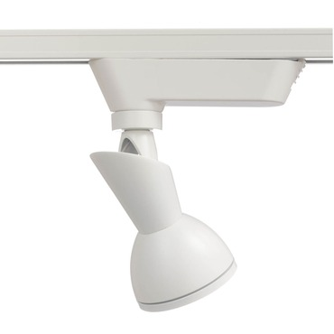 T880 Trac-Master Glacis Low Voltage MR16 Lamp Holder by Juno Lighting | T880WH