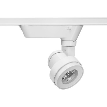 T841 Trac-Master Cylindra MR16 Lamp Holder by Juno Lighting   T841WH