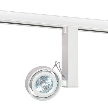 T811 Trac-Master Uno Open Low Voltage MR16 Lamp Holder by Juno Lighting | T811WH