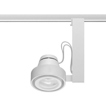 T816 Trac-Master Uno Enclosed Low Voltage MR16 Lamp Holder by Juno Lighting | T816WH
