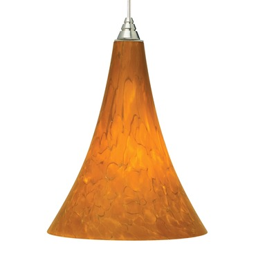 T-Trak 1-Circuit Melrose Pendant by Tech Lighting | 700ttmlpas