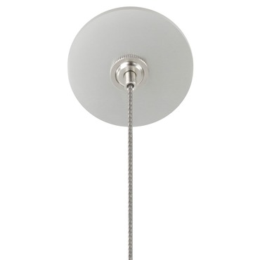 Cirrus Channel Suspension 2.8 Inch Round Canopy by Edge Lighting | CCS-2RD-JBOX-SA