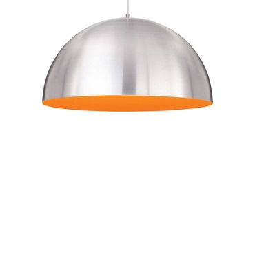 T-Trak 1-Circuit Powell Street Pendant by Tech Lighting | 700TTPSP24SOS